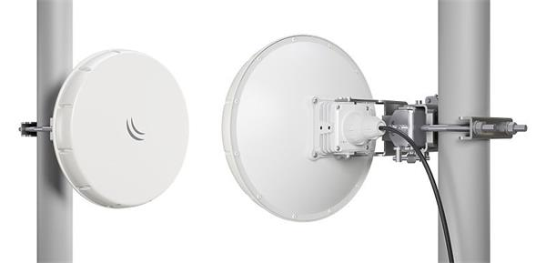 MIKROTIK • nRAYG-60adpair • 60GHz link Wireless Wire nRAY